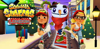 Subway Surfers London 2