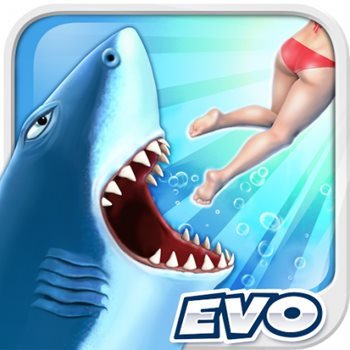 Hungry Shark - Акула на Android