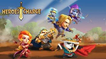 Взломанная Heroes Charge - отличнейшая MOBA