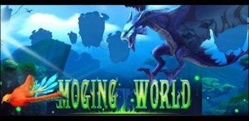 Взломанная Moging World - волшебный полёт