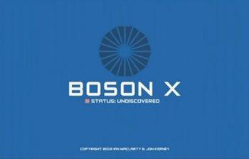 Взломанная Boson X - необычный эксперимент
