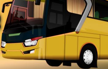 Взломанная Bus Simulator 2015 - управляй автобусом