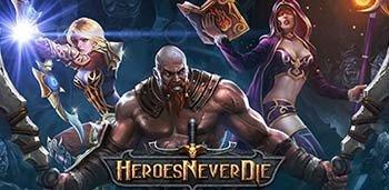 Взломанная Heroes Never Die - защити деревню