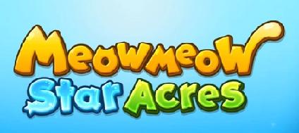 Взломанная Meow Meow Star Acres - содержи ферму