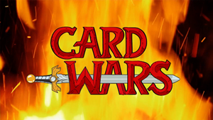 Card Wars – Adventure Time - интересные карты