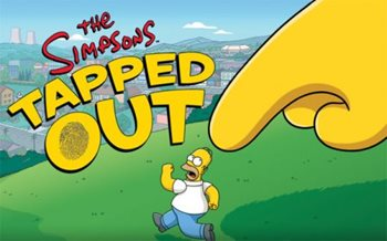 Взломанная The Simpsons: Tapped Out - построй свой Спрингфилд