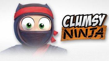Взломанная Clumsy Ninja - потряси ниндзю