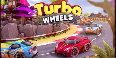 Взломанная Turbo Wheels - крутые гоночки