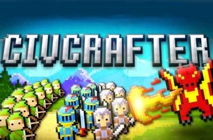 Взломанная CivCrafter - строй город