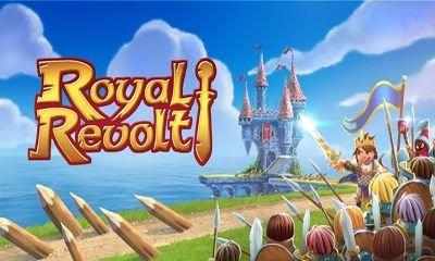 Взломанная Royal Revolt! - захвати замок