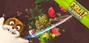 Взломанная Fruit Slasher - много фруктов