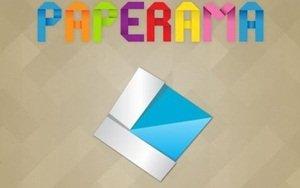Взломанная Paperama - шедевры оригами