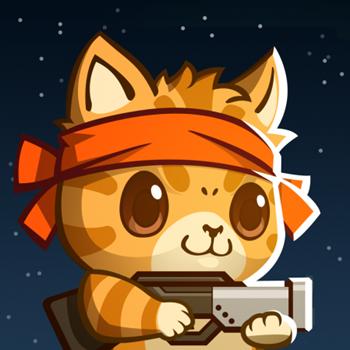 Взломанная Naughty Kitties - спаси планету