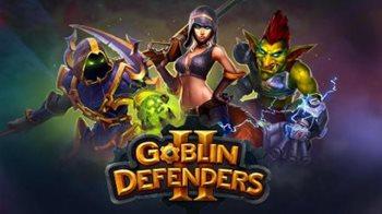 Взломанная Goblin Defenders 2 - защити замок