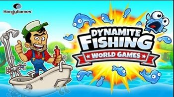 Взломанная Dynamite Fishing – WG - лови рыбу