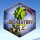 Взломанная Block Story - попытайся выжить