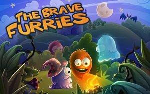 Взломанная Brave Furries - спаси принцессу
