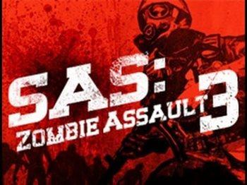 Взломанная SAS: Zombie Assault 3 - зачисти местность