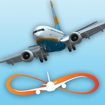 Infinite Flight - крутой симулятор