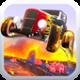 Взломанная Hot Mod Racer - быстрые гонки
