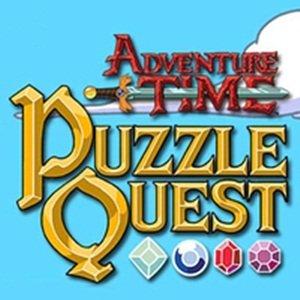 Взломанная Adventure Time Puzzle Quest - спасите королевство