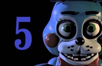 5 ночей с Фредди 5 на андроид