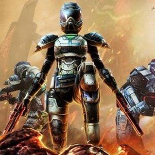 Alien Shooter Ex - защити планету