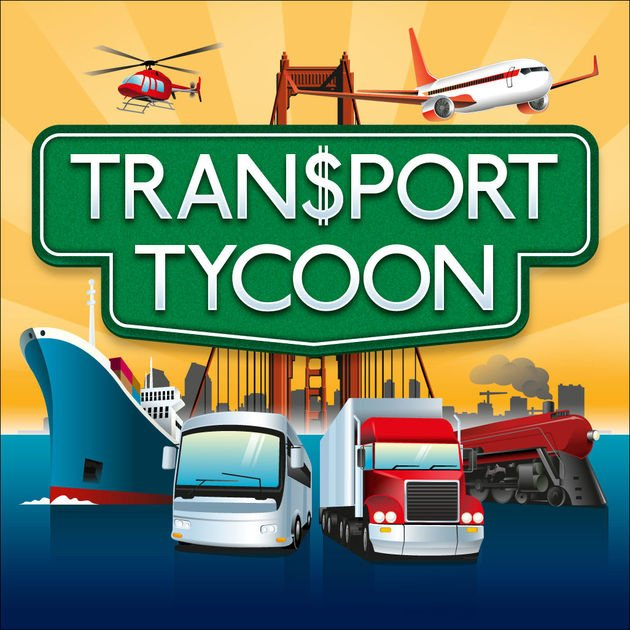 Transport Tycoon - проведи дорогу
