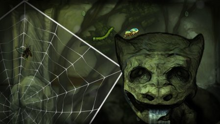 Spider: Rite of Shrouded Moon - плети паутину