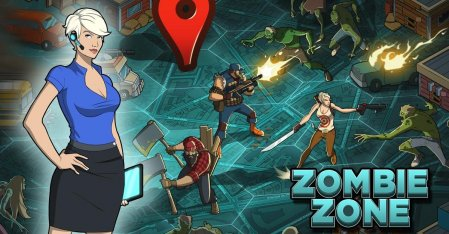Zombie Zone – World Domination - убивай зомби